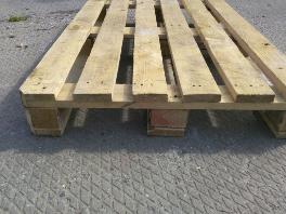 купить деревянный поддон б/у